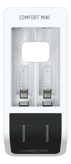 купить Зарядное устройство для аккумуляторов Ansmann 1001-0091 Comfort Mini в Кишинёве