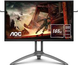 cumpără Monitor AOC AGON AG273QX Black în Chișinău