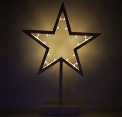 cumpără Bec Platinet PCL20L05 Christmas Light 20 Led Star Warm în Chișinău