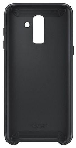 купить Чехол для моб.устройства Samsung EF-PJ810, Dual Layer Cover, Black в Кишинёве