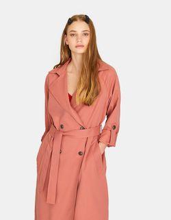 Куртка Stradivarius Розовый 1847/501/147