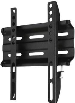 купить Крепление настенное для TV Hama 118106 FIX TV Wall Bracket, black в Кишинёве