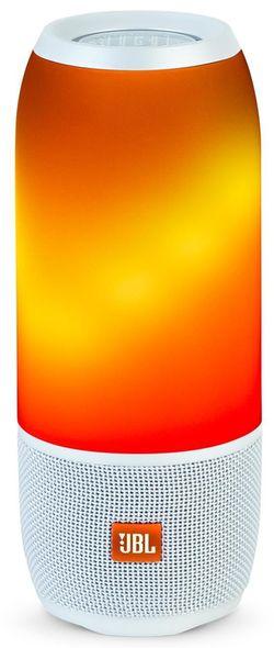 купить Колонка портативная Bluetooth JBL Pulse 3 White в Кишинёве