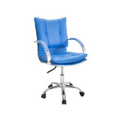 Офисное кресло 626 синее