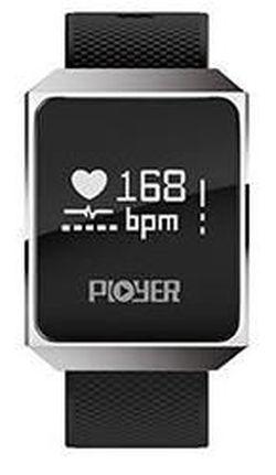 cumpără Fitness-tracker Ployer Smart Bracelet P2, Black în Chișinău