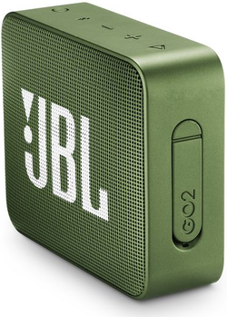 Boxă portabilă JBL GO 2 Green