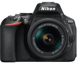 cumpără Aparat foto DSLR Nikon D5600 kit AF-P 18-55VR bk în Chișinău