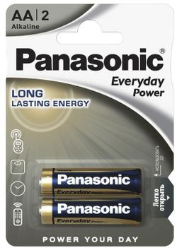 купить Батарейка Panasonic LR6REE/2BR blister в Кишинёве
