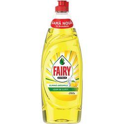 cumpără Detergent veselă Fairy 5615 EXTRA+CITRICE 2X650ML în Chișinău