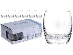 Набор стаканов EH 6 шт 275ml D7cm H9cm