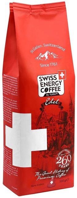 купить Кофе Swiss Energy Cafea boabe EDEL, 500 gr в Кишинёве