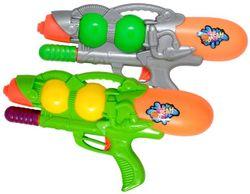 Пистолет водяной с 2-мя шарами, большой