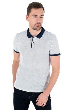 Майка TOM TAILOR Белый/синий 1021519 tom tailor