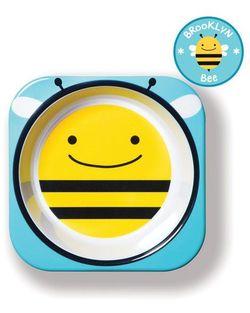 Тарелка глубокая Skip Hop Пчелка