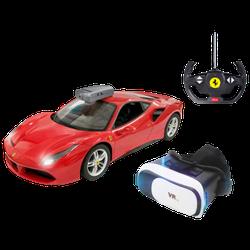 Rastar Ferrari 488 GTB & VR Glasses 1:14