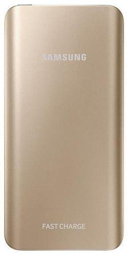 cumpără Acumulatoare externe USB Samsung Power Bank 5000 mAh (Pink Gold) în Chișinău