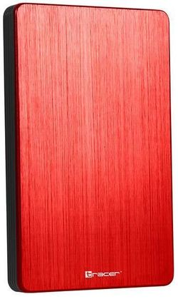 "купить Внешний бокс для HDD Tracer USB 3.0 HDD 2.5"" SATA 724 AL RED в Кишинёве"