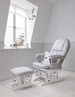 Кресло-качалка для кормления Tutti Bambini GC 35 Grey