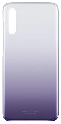 cumpără Husă pentru smartphone Samsung EF-AA705 Gradation Cover A70 Violet în Chișinău