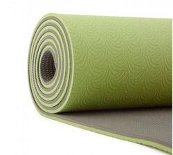 Mat pentru yoga Lotus Pro GREEN -6mm