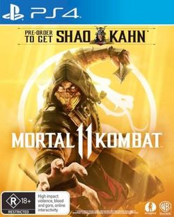 cumpără Game PlayStation MORTAL KOMBAT 11 în Chișinău
