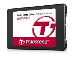2,5-дюймовый твердотельный накопитель SATA 256 ГБ Transcend «SSD370» [R / W: 560/460 МБ / с, 70/70 000 операций ввода-вывода в секунду, SM2246EN, NAND MLC]