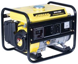 Generator de curent Firman SPG 1500