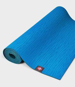 Mat pentru yoga Manduka eKO lite dresden blue -4mm