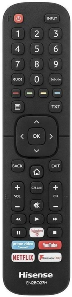 Телевизор Hisense 65A7100F Black
