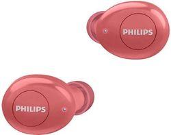 cumpără Cască fără fir Philips TAT2205 IPX4 Red în Chișinău