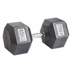 Гантель гексагональная 45 кг (5022)