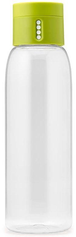 купить Бутылочка для воды Joseph Joseph 81049 Измерительная Dot Зелёная в Кишинёве