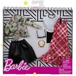 """Îmbrăcămintea """"Două ținute"""" a Barbie, cod FYW82"""
