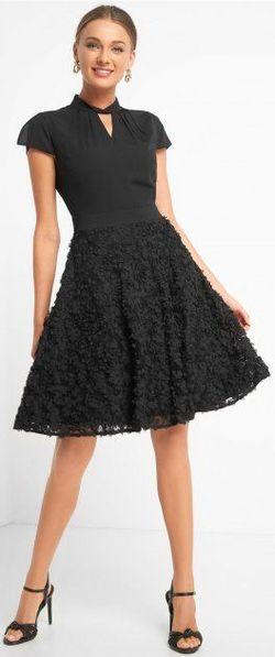 Платье ORSAY Чёрный 467276