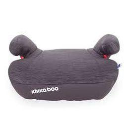 Car Seat Kikka Boo 2-3 (15-36 kg) Standy Grey Melange