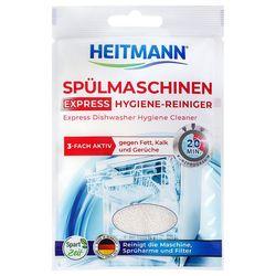 HEITMANN Soluție expres pentru  curățare a maşinilor de spălat vase, 30 g