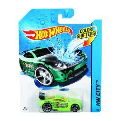 Mașinile care schimbă culoarea. serie  COLOR SHIFTERS in asortiment Hot Wheels