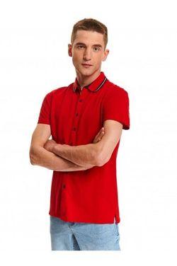 Рубашка TOP SECRET Красный sks1093ce