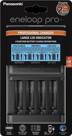 купить Зарядное устройство для аккумуляторов Panasonic BQ-CC65E в Кишинёве