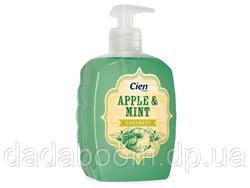 Жидкое мыло Cien (яблоко-мята) 500 мл