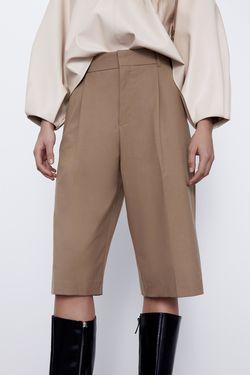 Pantaloni ZARA Bej 4661/151/704.