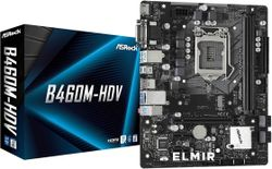 MB S1200 ASRock B460M-HDV  mATX //  CPU