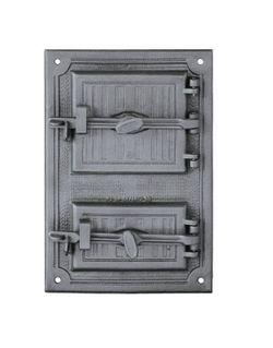 Дверца чугунная глухая правая герметичная