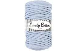 Cord 5 mm, Light Blue