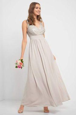 Платье ORSAY Бежевый 467225