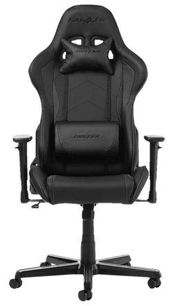 купить Gaming кресло DXRacer Formula GC-F08-NN-H1, Black/Black в Кишинёве