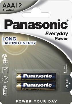 купить Батарейка Panasonic LR03REE/2BR blister в Кишинёве