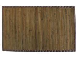 Covoras pentru baie 50X80cm maro, bambus