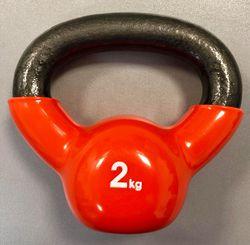 Гиря 2 кг IR92007-2 (4742)