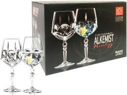 Set pahare pentru vin Alkemist 6шт, 670ml